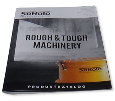 SoRoTo Catalogue DK - Rough & Tough Machinery